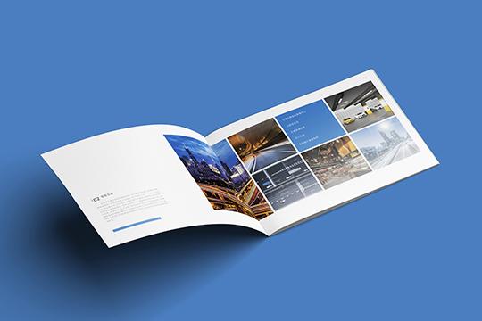 华州资本画册设计